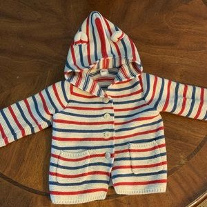 Baby Gap Boys Brannon Bear Sweater